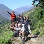 Nepal 2010 Rund um Annapurna