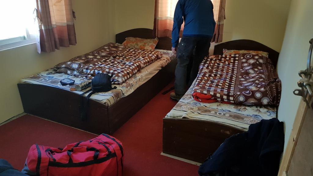 Lodge Zimmer Nepal