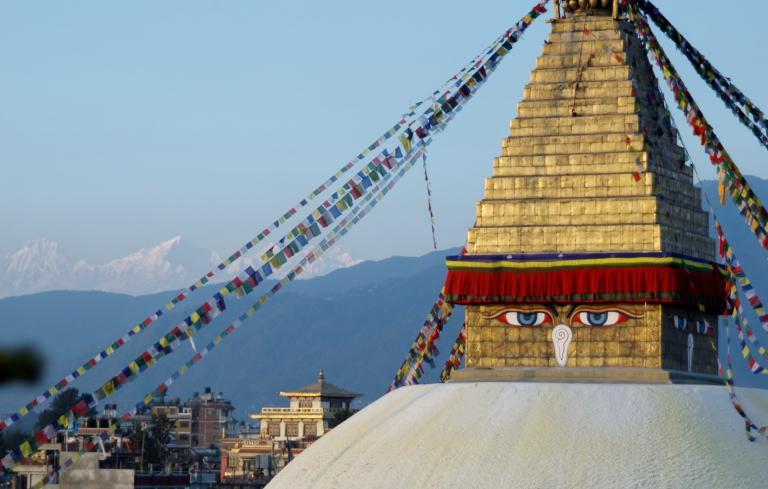 reise-nepal-2021-boudanath