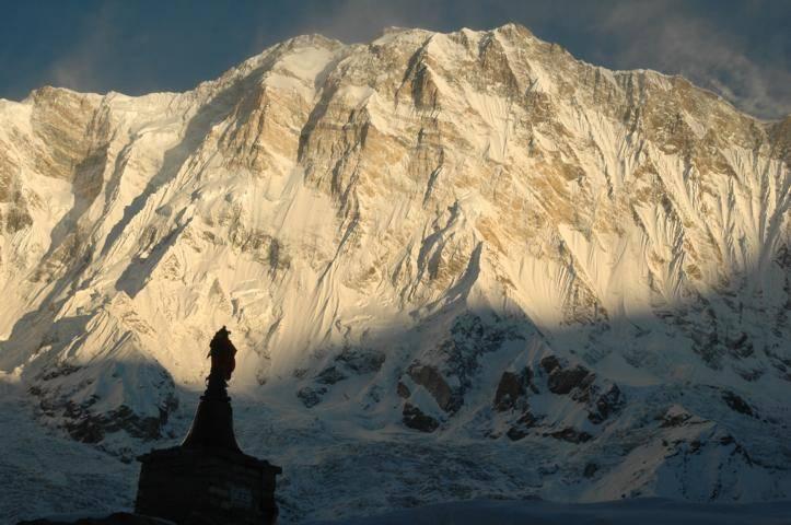 Annapurna-basis-lager