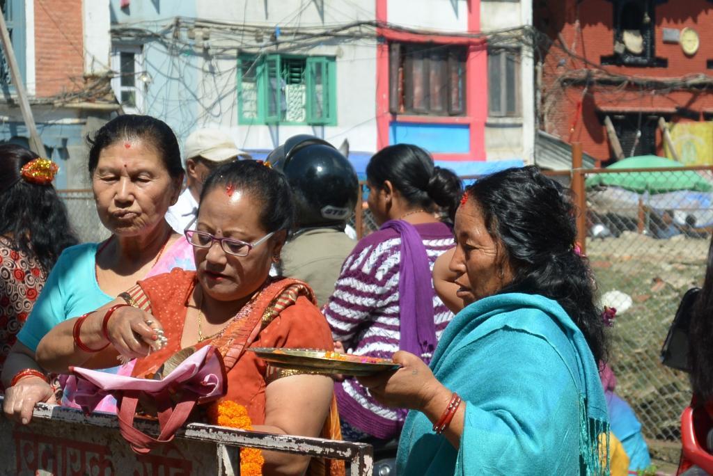 Reisetipps in Nepal bei Zeremonien
