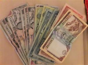 Nepalesische Rupien