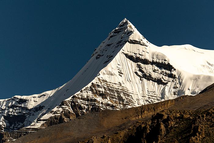 Bergwelt Himalaya Nar Phu valley