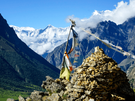 Chörten Nepal