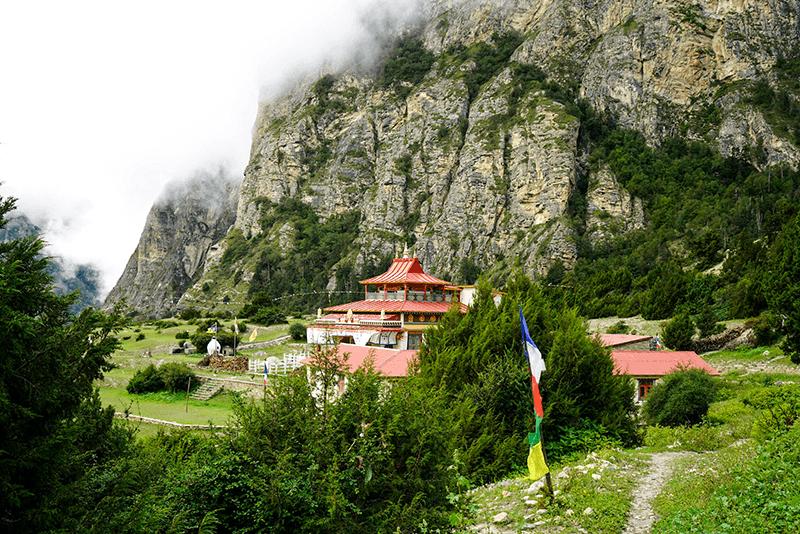 Kloster Nar Phu Tal nepal