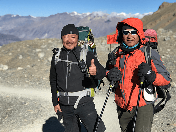 Nepal Himalaya Trekking Guide