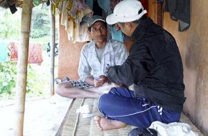covid19-aufklaerung-nepalesisches-dorf